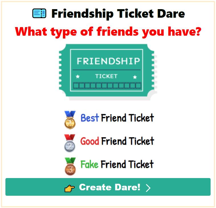 Teste deine freundschaft https //friendshipbond