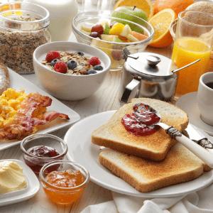 सुबह का नाश्ता