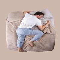 Schlaf auf dem Bauch