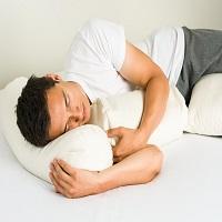 Schlaf auf der Seite