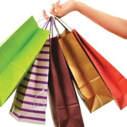 伝統的なショッピング