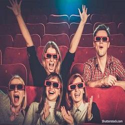 友達と映画