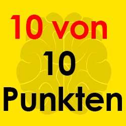 10 von 10 Punkten