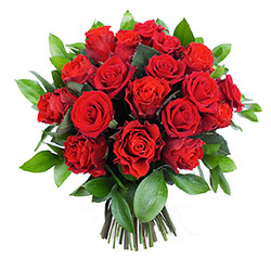 गुलाब का गुच्छा